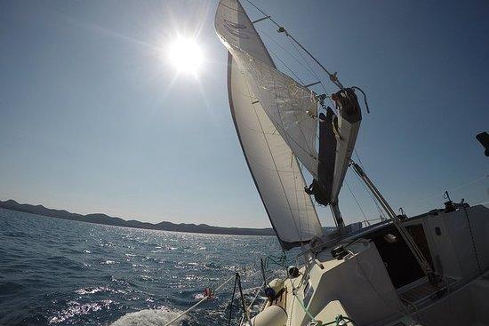 Journée de navigation dans l'archipel...