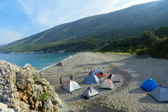 Hiking & Camping to Kroreza Beach (near Sarande): Camping to Kroreza Beach (near Sarande)