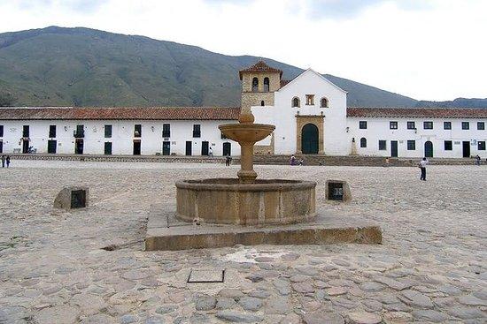 Privat tur til Villa de Leyva og...