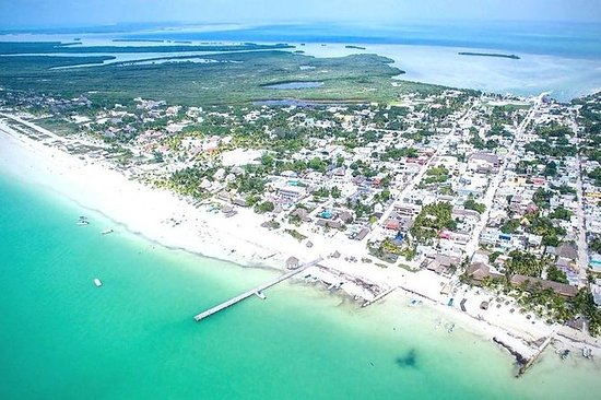 From Cancun: Holbox Island Tour with...