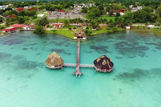 From Cancun: Bacalar Tour (Lake of...
