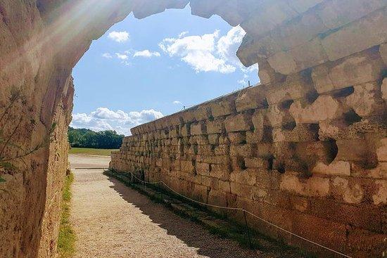 Excursão Terrestre Olympia: Antiga...