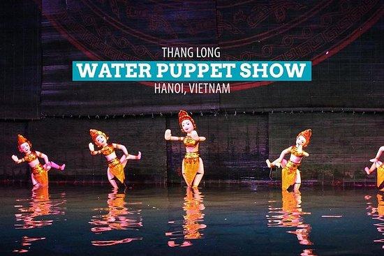 Hanoi Cyclo og vanndukkespill med...