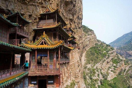 2-dagers Datong Yungang Grottoes...