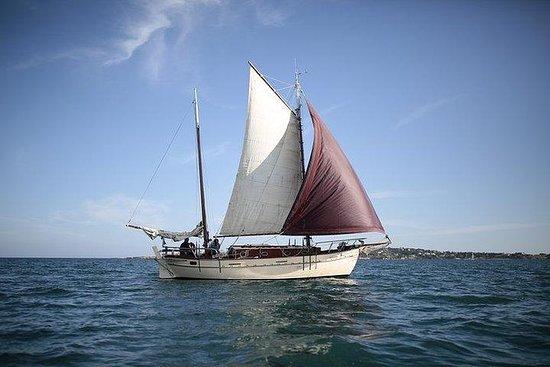 Syrakus mit dem Segelboot