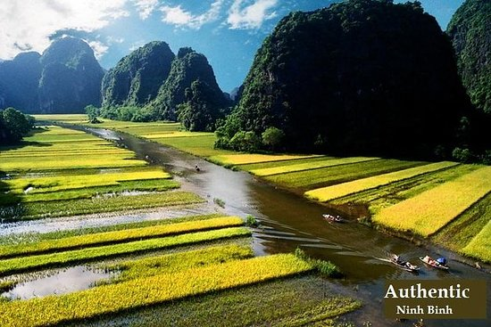 Hoa Lu- Tam Coc -Rural Village...