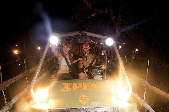 De Cancun: Xplor Fuego Park Night All...
