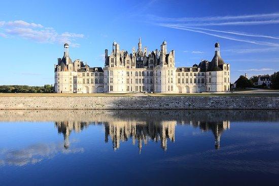 来自巴黎的独立卢瓦尔河谷城堡