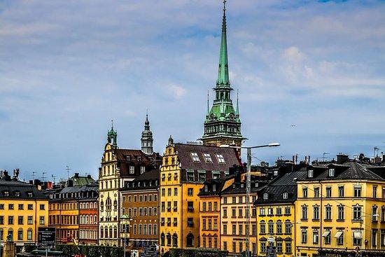 斯德哥尔摩 - 老城区有专业导游