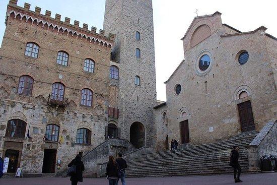 全日私人旅遊 - 聖吉米尼亞諾和沃爾泰拉與品酒