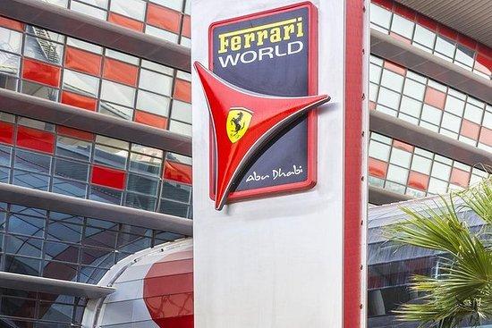 Abu Dhabi Ferrari World-toegangsticket ...