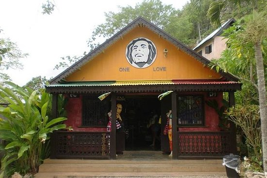Nine Mile Bob Marley Mausoleum (Lieu...