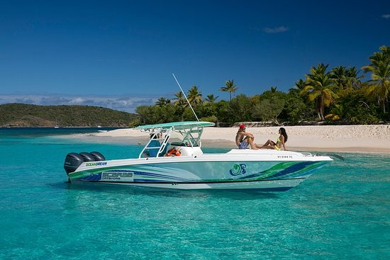 Full day private charter in USVI and...