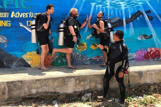 Paquete de buceo de 3 días: 3 Days Diving Package