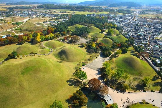 Gyeongju Small Group One Day Tour fra...