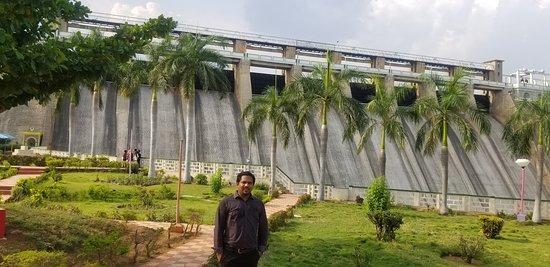 Sathnur dam