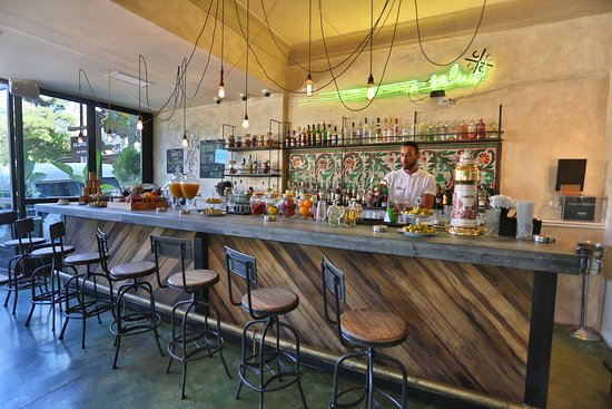 Copas Central: Cool cocktails and drinks