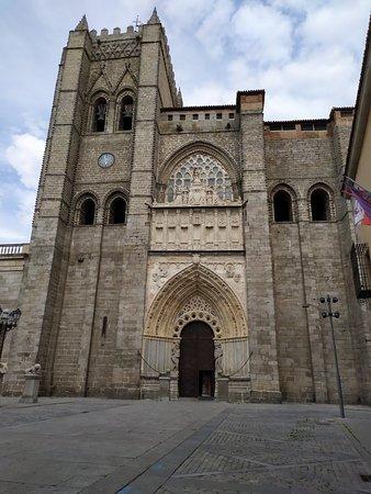 Catedral de Avila Resmi