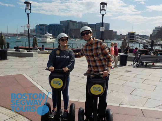 Come on... It's Boston's #1 tour…. You know you wanna ride one 😉 #Boston #Segway #Tours www.bostonsegwaytours.net