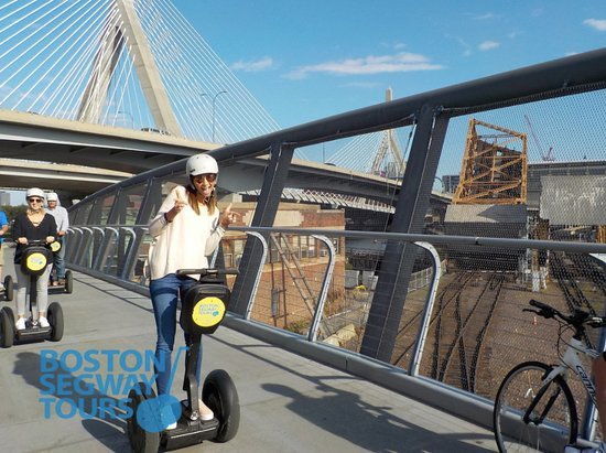 #Summer #Vacation is here! 😃 Gather your #friends & #family for good times at #TripAdvisor's #1 tour in the city! #Boston #Segway #Tours 😎 www.bostonsegwaytours.net