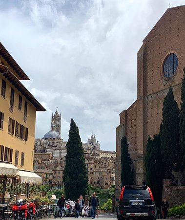 Basilika Cateriniana Di S. Domenico, Siena