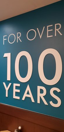 Toppers Fish & Chips 100 Years