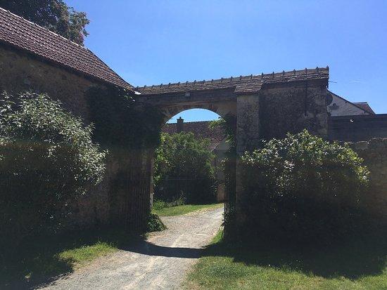 Abbaye de Tuffe