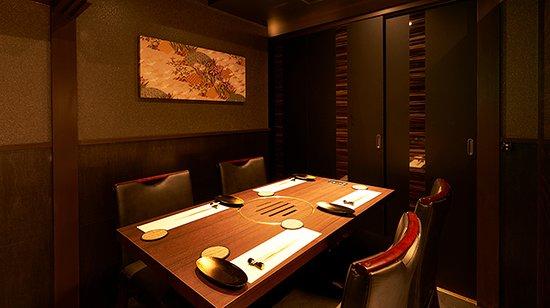 GYUTATSU: 個室席