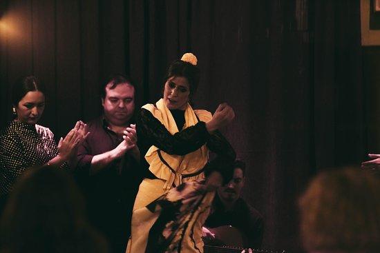 Flamenco Ramblas Escudellers: Emotion