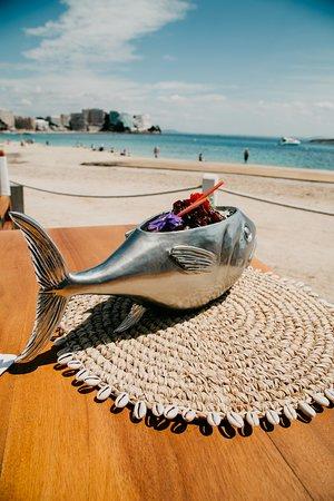 Nikki Beach Mallorca: Tuna Tartare