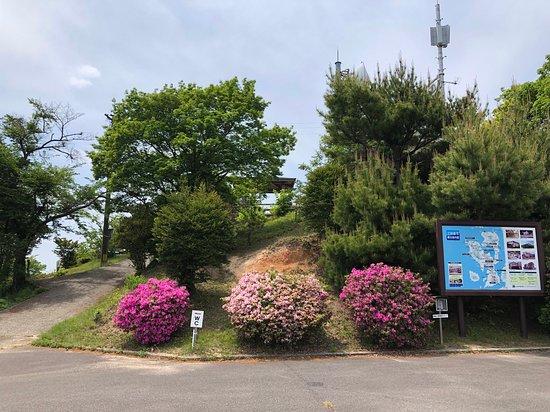 江田島市, 広島県, 山頂はテレビ中継塔もあり、整備されています。