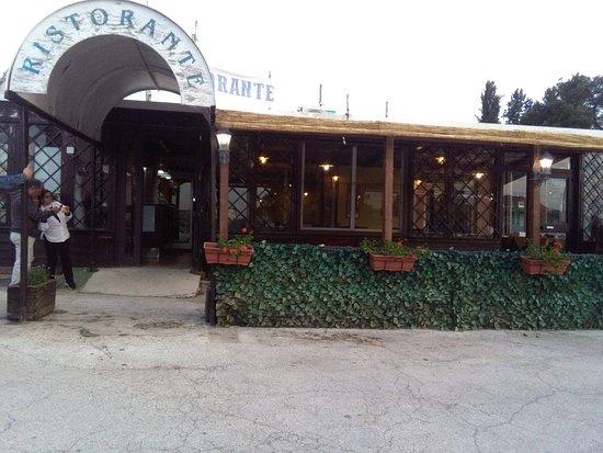 Grottazzolina, إيطاليا: osteria della fornace