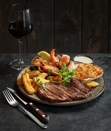 The Longwall Beefeater: Surf and Turf