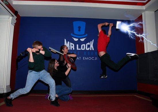 Mr Lock Escape Room #1 in Poland