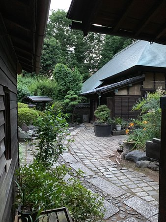 Miyano Old House Natural Garden
