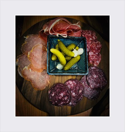 Spanish Charcuterie Board (for 2)