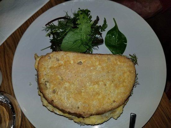 FACH Bratislava: Egg Sandwich