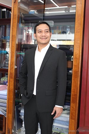 Bespoke tailor Pattaya.