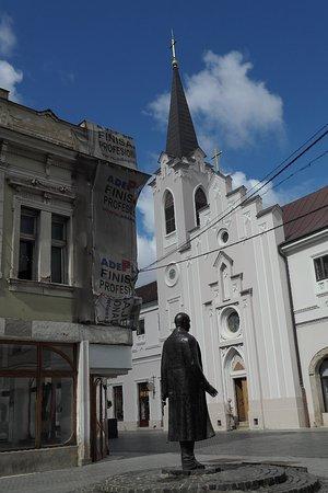 Statuia lui Aurel Lazar