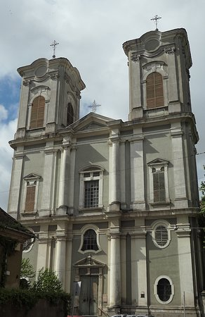 Biserica Manastirii Premonstratense Maica Indurerata
