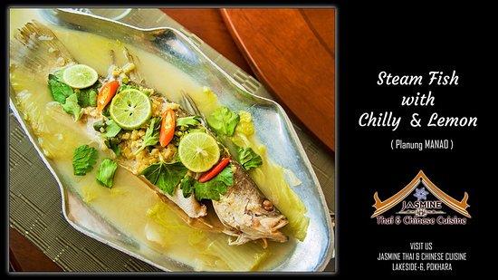 Jasmine Thai & Chinese Cuisine: Thai Special