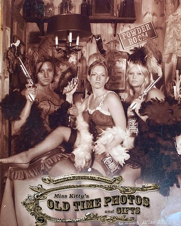 Dress up and have some fun at Miss Kitty's Old Time Photos and Gifts Corolla, Outer Banks