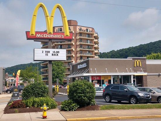 McDonald's: Mcdonaldd