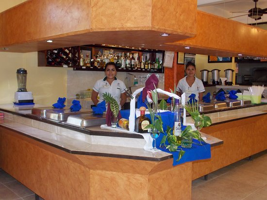 Barra buffet