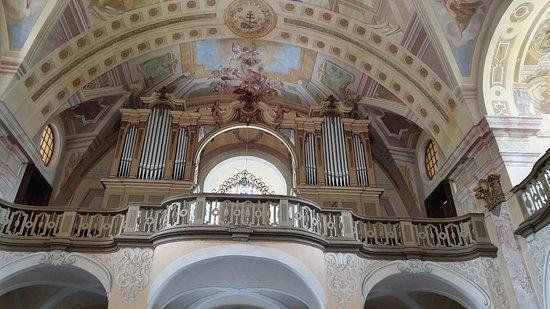 Kostel Panny Marie Sedmibolestne na CvilinE