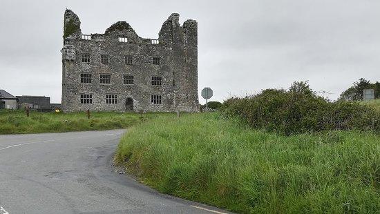 Ruines impressionnantes