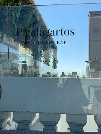 Decoración Del Sitio Picture Of Picalagartos Sky Bar