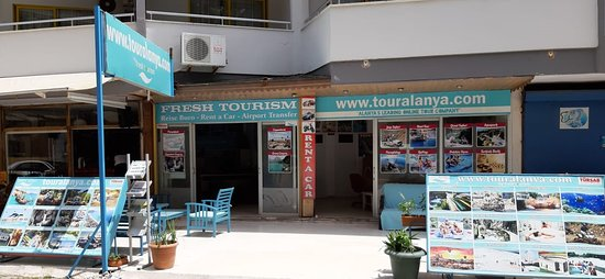 Tour Alanya by Fresh Tourism