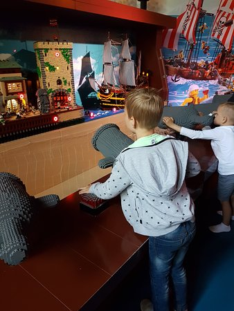 LEGOLAND Discovery Centre in Oberhausen Entrance Ticket: Piraten speelparadijs