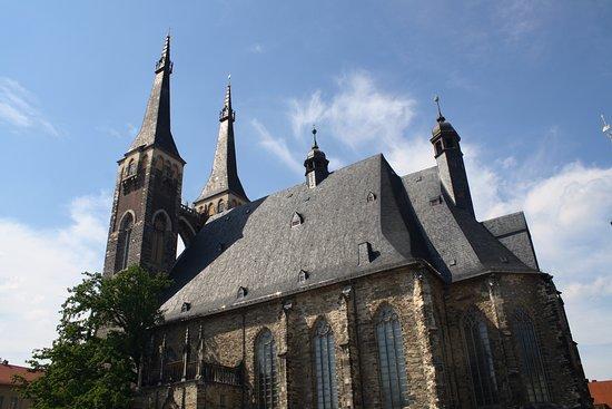 Koethen, เยอรมนี: St.-Jakobs-Kirche in Köthen (Exterior)